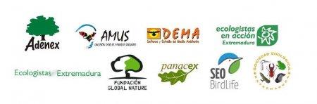 Logos de las ONG's firmantes