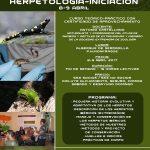 Curso de herpetología